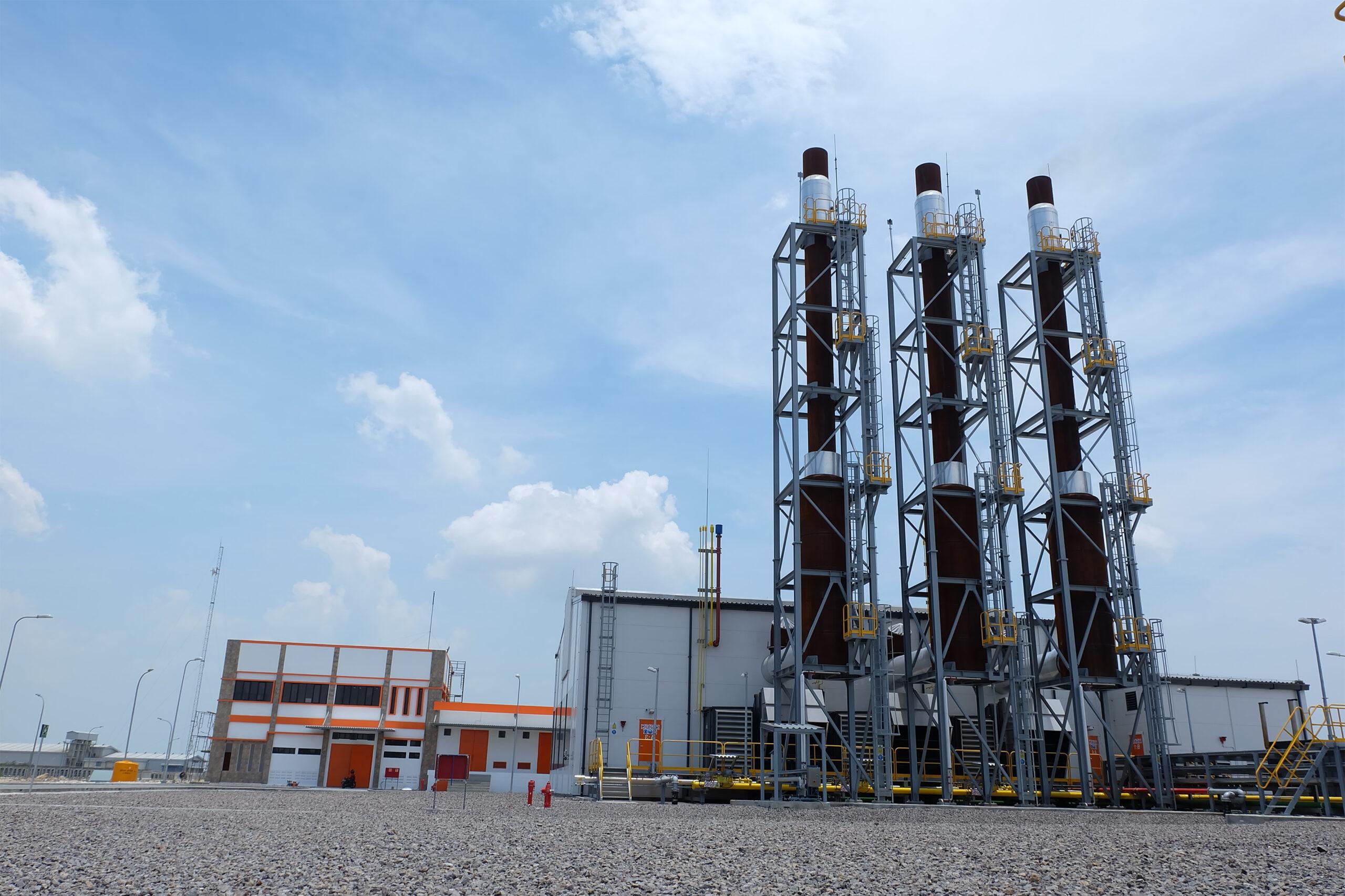 Indonesia Industrial Area